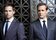 Suits é renovada para a terceira temporada