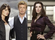Neste domingo nos EUA: finais de temporadas de The Good Wife e The Mentalist
