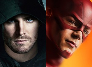 Arrow e The Flash não fazem parte do Universo DC dos cinemas, afirma Geoff Johns