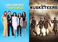 Girlfriends' Guide to Divorce e The Musketeers garantem novas temporadas