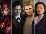 Audiência da semana: Flash cresce, Gotham e Arrow registram quedas