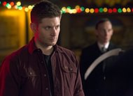 Fotos do último episódio da 10ª temporada de Supernatural: a volta da Morte!