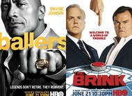 HBO lança primeiros episódios de The Brink e Ballers no Facebook