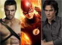 CW renova todas as suas séries, incluindo Arrow, Flash e Vampire Diaries!