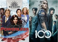 Séries na Semana: estreias de Powerless e Training Day, retorno de The 100, e mais!