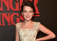 Millie Bobby Brown, a Onze de Stranger Things, está no set de Vingadores: Guerra Infinita!