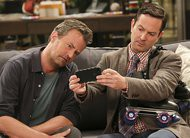The Odd Couple foi cancelada, informa o astro Matthew Perry