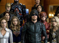 Crisis on Earth-X: heróis reunidos nas fotos da 4ª parte do crossover