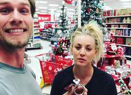 Kaley Cuoco, a Penny de The Big Bang Theory, está noiva!