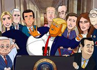 Our Cartoon President: animação que satiriza Trump ganha episódios extras na 1ª temporada