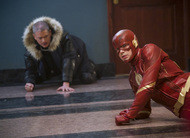 The Flash: o Cidadão Frio e o Flash se unem no trailer e fotos do episódio 4x19