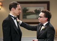 Big Bang Theory: veja Mark Hamill e todo o elenco nas fotos do casamento de Sheldon e Amy