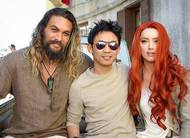 James Wan publica imagem do trailer de Aquaman e empolga fãs