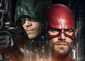 Elseworlds: Arrow e Flash trocam de identidade no pôster oficial do crossover