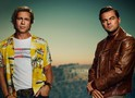Once Upon a Time in Hollywood: DiCaprio e Pitt lado a lado no primeiro cartaz do longa